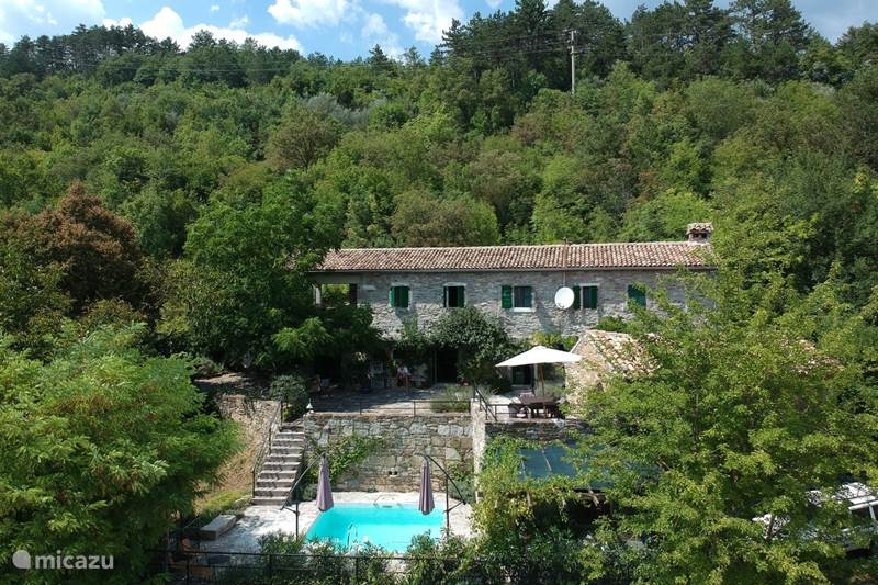 Vacation rental Croatia, Istria, Pengari Villa Villa Pengari