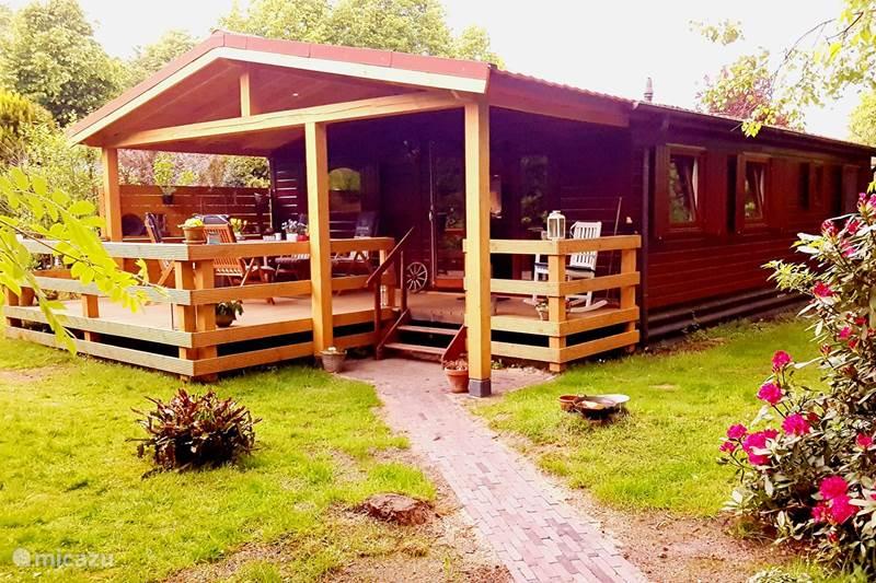 Vakantiehuis Nederland, Gelderland, Wolfheze Chalet Lariks