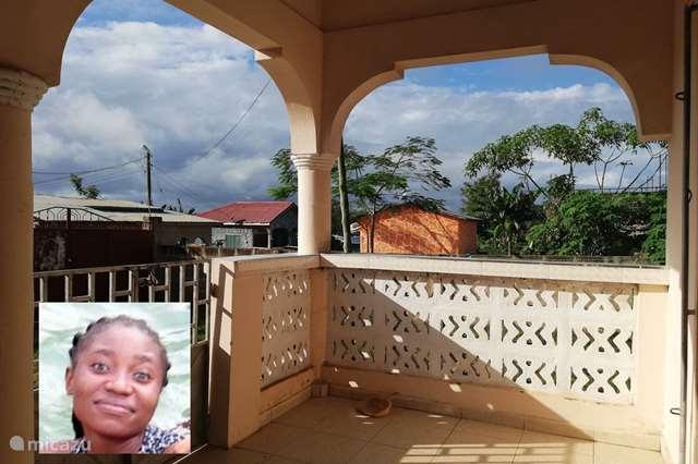 Ferienwohnung Ghana – bed & breakfast Kate Haus