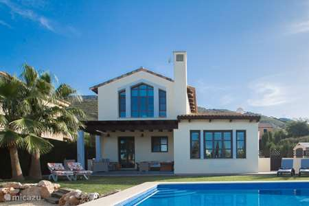 Vacation rental Spain, Costa Blanca, Javea villa Villa Vino y Luna