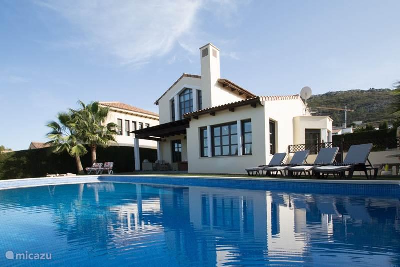 Vakantiehuis Spanje, Costa Blanca, Javea Villa Villa Vino y Luna