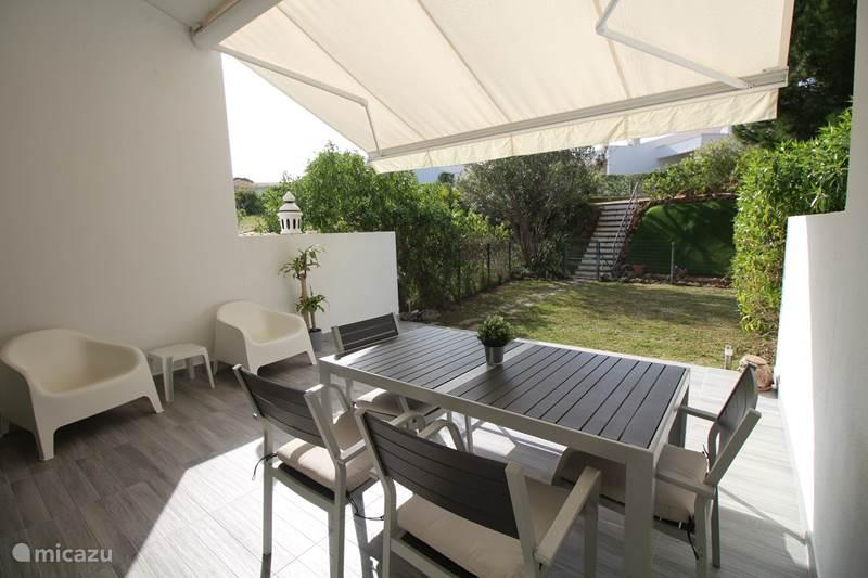 Vakantiehuis Portugal, Algarve, Albufeira Vakantiehuis Algarve - Olhos d'agua - 4/5 pers.