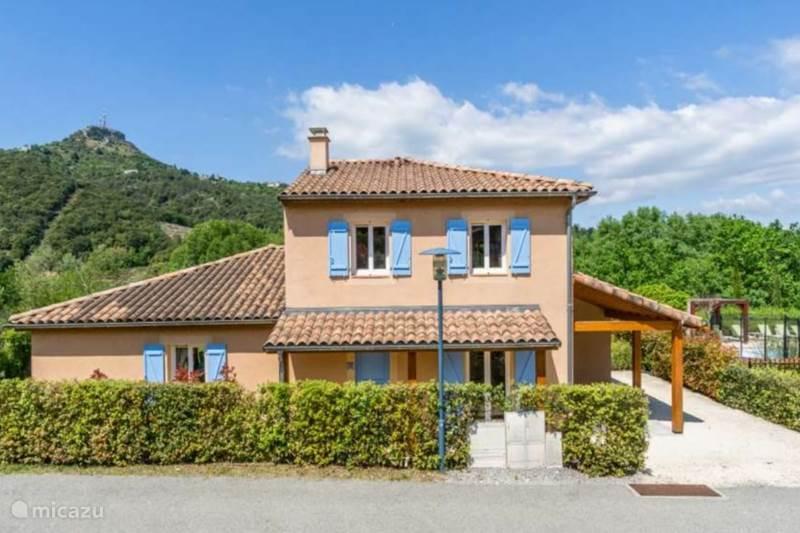 Vakantiehuis Frankrijk, Ardèche, Vallon-Pont-d'Arc Villa Villa Ensoleillée met privé zwembad