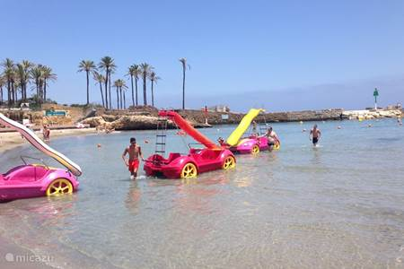 Stranden Denia en Javea