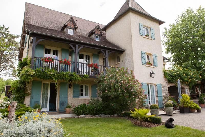 Vakantiehuis Frankrijk, Lot, Bétaille Gîte / Cottage Le Petit Chateau