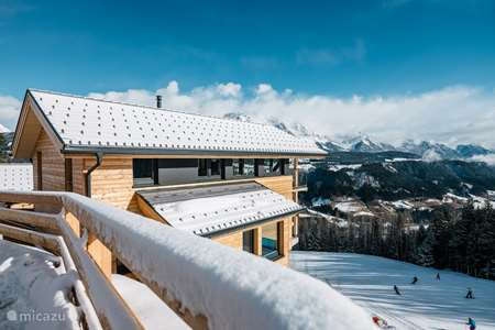 Vacation rental Austria, Styria, Haus Im Ennstal apartment Bergeule Apartment (on the slopes)