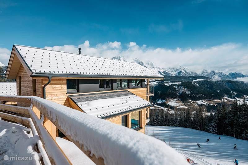 Vacation rental Austria, Styria, Haus Im Ennstal Apartment Bergeule Apartment (on the slopes)