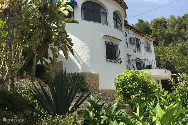 Vakantiehuis Spanje, Costa Blanca, Benissa Villa Familievilla Spanje