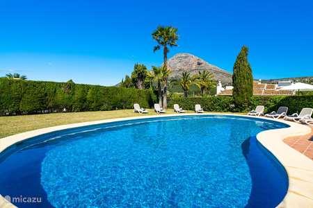 Vakantiehuis Spanje, Costa Blanca, Javea villa Casa Danesa