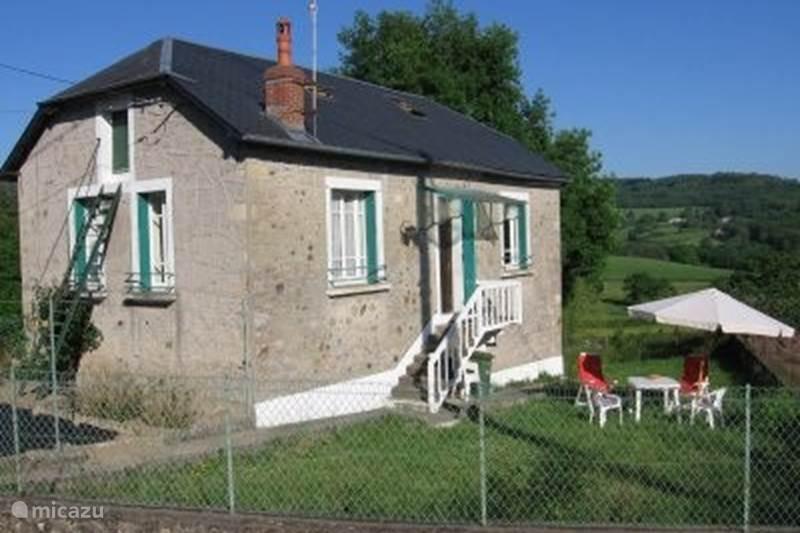 Vakantiehuis Frankrijk, Nièvre, Villapourçon Vakantiehuis AireFragny