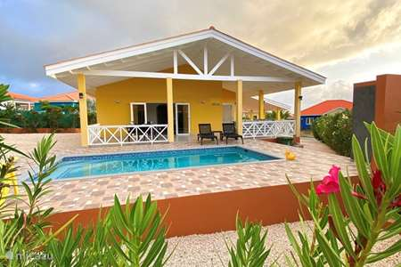 Ferienwohnung Curaçao, Banda Abou (West), Fontein villa Villa 'Nos Kas di Karibe'