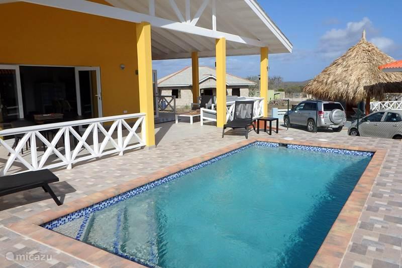 Vacation rental Curaçao, Banda Abou (West), Fontein Villa Villa 'Nos Kas di Karibe'