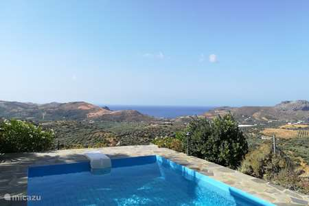 Vacation rental Greece – villa Villa Diana