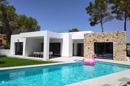 Vakantiehuis Spanje, Costa Blanca, Moraira villa Casa Manzano