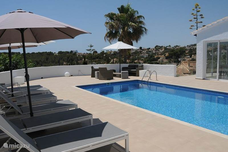 Vakantiehuis Spanje, Costa Blanca, Moraira Villa Casa Koala
