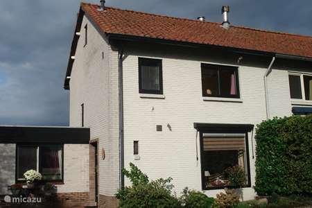 Vacation rental Netherlands, Utrecht, Hollandsche Rading terraced house The Tolakker