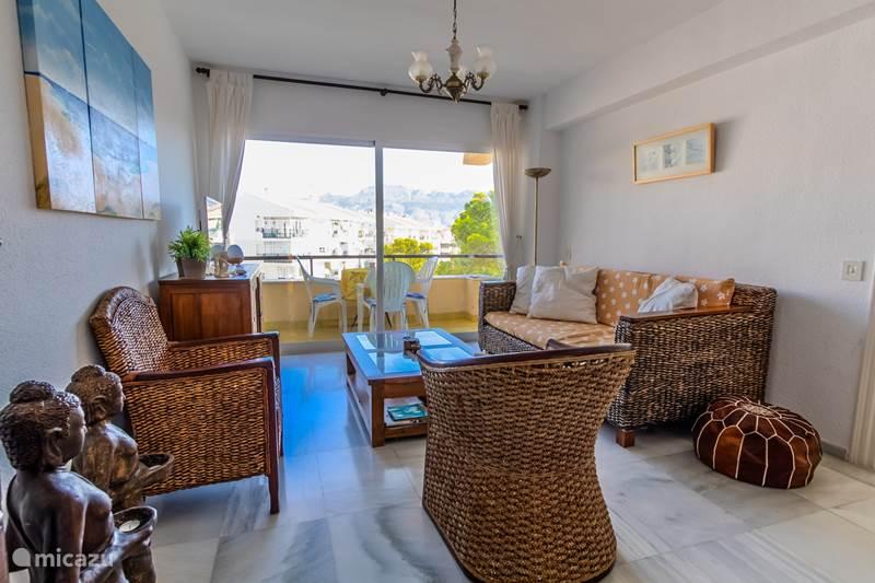 Vakantiehuis Spanje, Costa Blanca, Albir Appartement Ciudad de Elda 33, 3a
