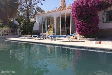 Vakantiehuis Spanje, Costa Blanca, Javea bungalow Casa Louisa