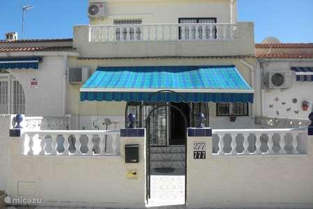 Vakantiehuis Spanje, Costa Blanca, Torrevieja vakantiehuis Casa Johanna