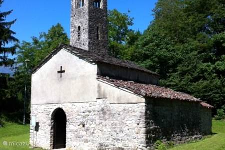 Kerkje Porlezza