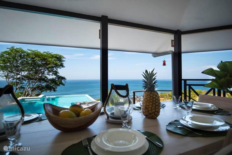 Vakantiehuis Costa Rica, Guanacaste, Puerto Carrillo Villa Casa Iscaja