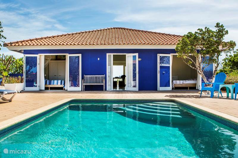 Vacation rental Curaçao, Banda Abou (West), Coral-Estate Rif St.marie Villa Villa Caribbean Passion