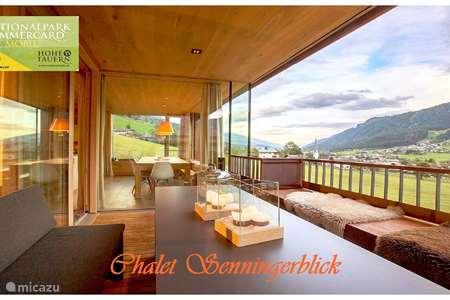 Vacation rental Austria – chalet Chalet Senningerblick onthe skislope