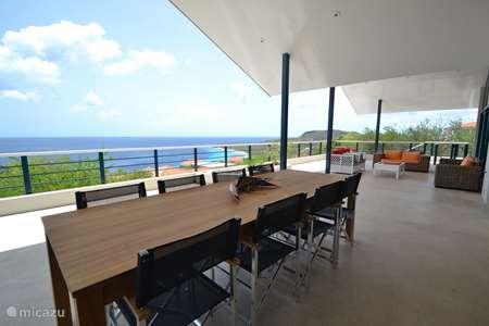 Vakantiehuis Curaçao, Banda Abou (west), Cas Abou villa Villa Korsou