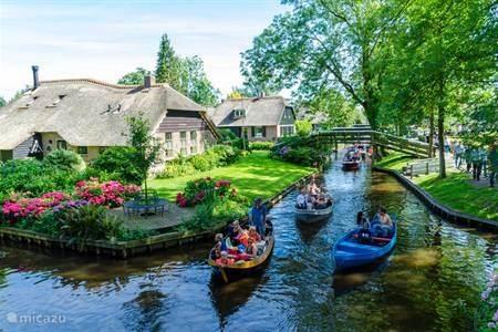 Giethoorn (Dutch Venice)