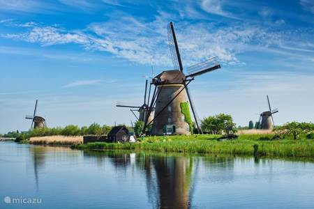 Windmills Kinderdijk/Zaanse Schans