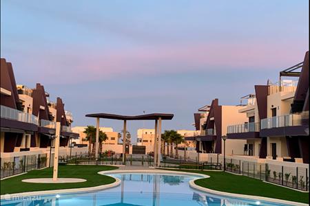 Vakantiehuis Spanje, Costa Blanca, Pilar de la Horadada appartement Casarosha aan zee (2 fietsen incl.)