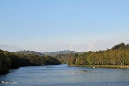 Lac de Sainte-élèHne & Lac de Vassivière