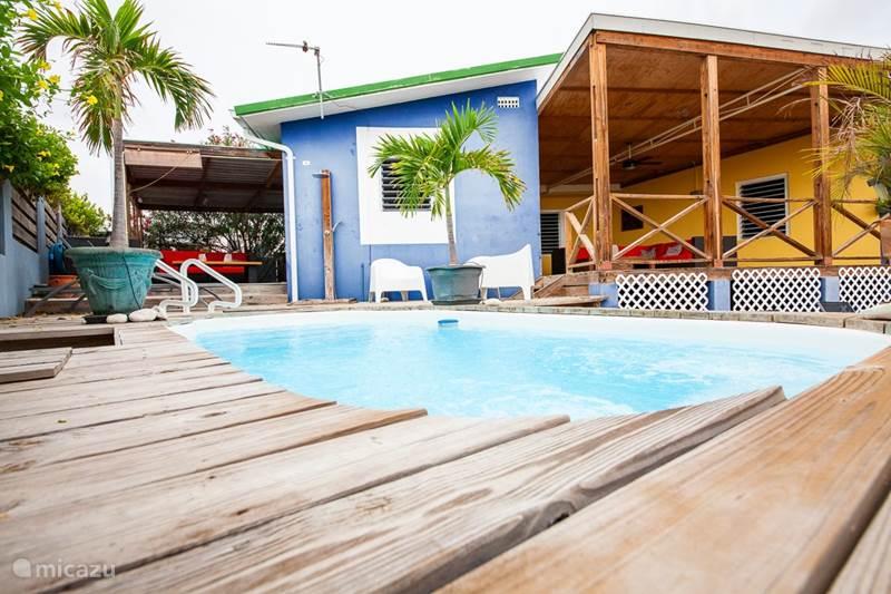 Vakantiehuis Curaçao, Banda Ariba (oost), Brakkeput Mei Mei Vakantiehuis Villa Armonia