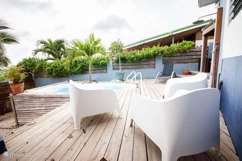 Vacation rental Curaçao, Banda Ariba (East), Brakkeput Mei Mei Holiday house Villa Armonia