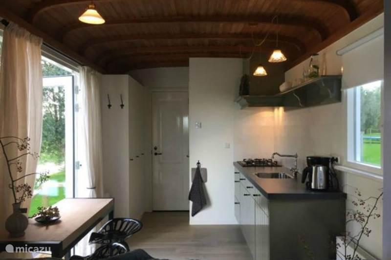 Vakantiehuis Nederland, Utrecht, Oudewater Chalet Tiny house