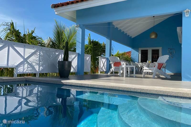 Vacation rental Curaçao, Banda Abou (West), Fontein Holiday house Mi Soño *Secure Resort*