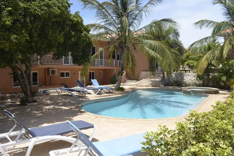 Vacation rental Curaçao, Banda Ariba (East), Bapor Kibra Apartment Casa Mare Curacao