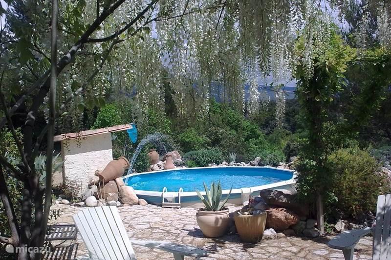 Ferienwohnung Frankreich, Vaucluse, Bédoin Gîte / Hütte Vogelschere