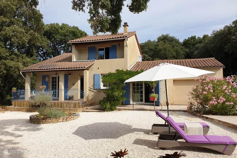 Vakantiehuis Frankrijk, Gard, Uzès Villa Villa Couronne