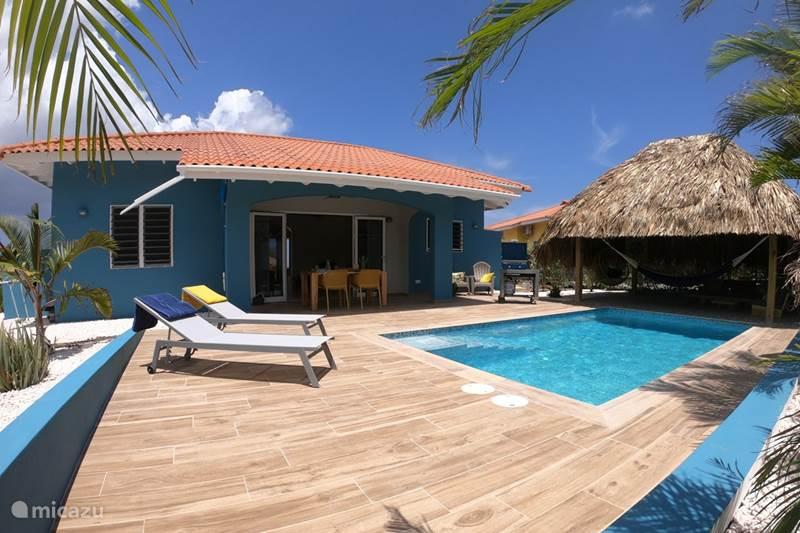 Vakantiehuis Curaçao, Banda Abou (west), Fontein Villa Barku di Bela