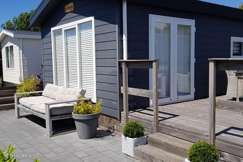 Vakantiehuis Nederland, Noord-Holland, Petten Chalet 'De Meerpaal' op de Watersnip
