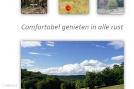 Ideale wandel-, fiets- en paardrij-omgeving