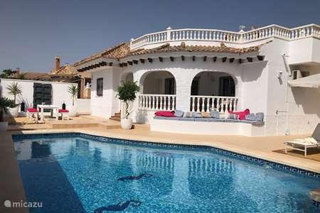 Vakantiehuis Spanje, Costa Blanca, La Marina villa Casa Beau