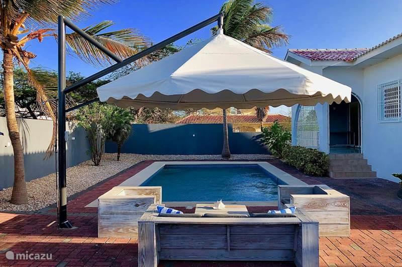 Vacation rental Curaçao, Curacao-Middle, Saliña Villa The White House Curacao