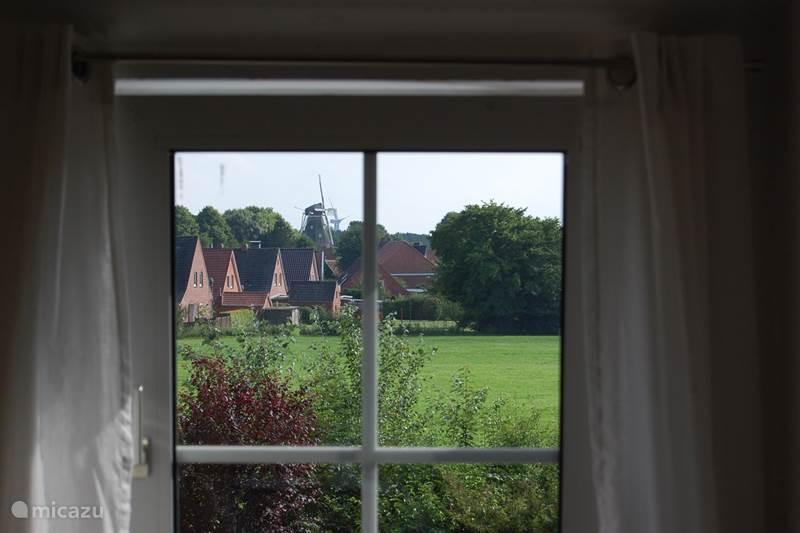 Vakantiehuis Duitsland, Oost-Friesland, Aurich Appartement Vakantiewoning in boerderij