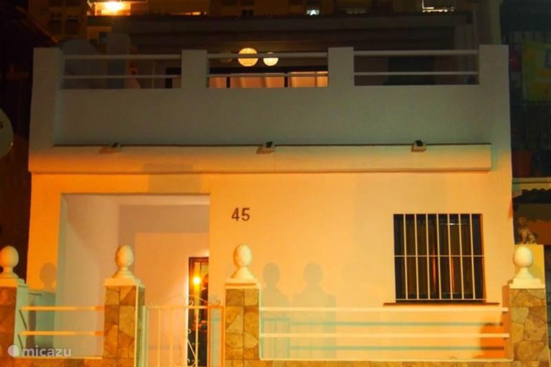 Vakantiehuis Spanje, Costa del Sol, Malaga Geschakelde woning Playa 45 Málaga, Beach House el Palo