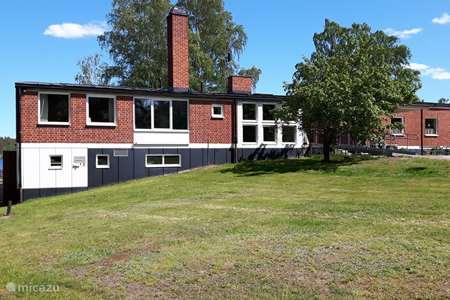 Vakantiehuis Zweden, Småland, Fröseke vakantiehuis Fröseke Skolan