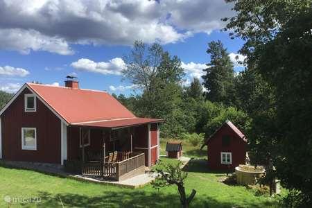 Vacation rental Sweden, Småland, Tingsryd – holiday house Holiday property Johannesdal
