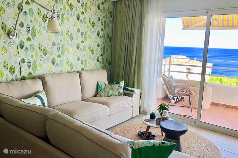 Vakantiehuis Spanje, Costa Brava, Roses Appartement Canyelles Lighthouse