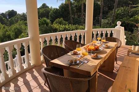 Vakantiehuis Spanje, Costa Blanca, Altea villa Casa la Sonrisa